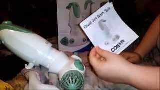 Review Conair duel jet bath spa
