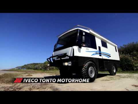 Iveco Tonto 4WD Motorhome