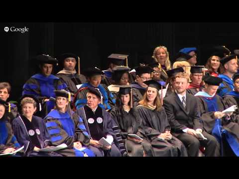 CSU-Global Commencement 2015 Ceremony