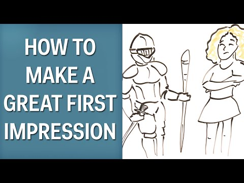 how to make a good impression on a first date process essays Essays related to first date 1 so they prepare to make a first impression to each you have to be quiet like the movies aren't good for the first date.