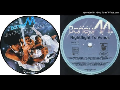 Boney M.: Nightflight To Venus (Full Album, Expanded Version, Vol. 1) [1978]