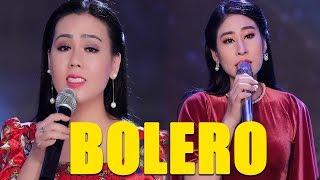 Bolero Lưu Ánh Loan, Trương Bảo Yến, Châu Tuấn - Lk Nhạc Vàng Bolero Trữ Tình Hay Tê Tái