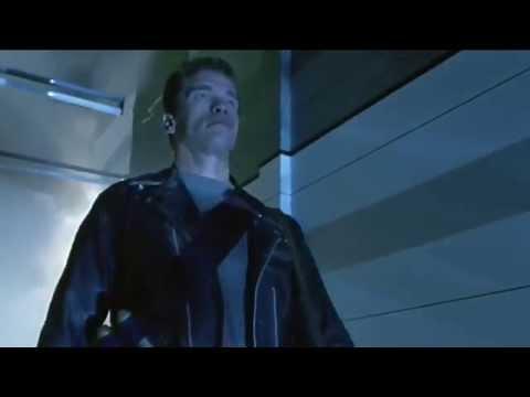Terminator 2 - I'll Be Back (Elevator Scene)