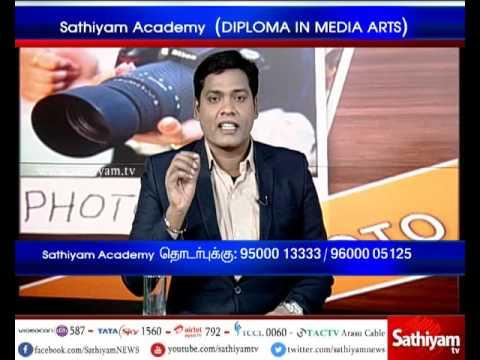 Exclusive Kalvi Kalam : Sathiyam Academy | 31/05/17 | Sathiyam News TV