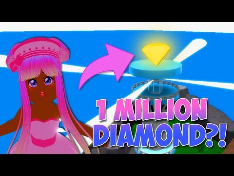 1 MILLION DIAMOND GLITCH IN ROYALE HIGH?!   ROBLOX ROYALE HIGH SCHOOL