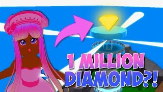 1 MILLION DIAMOND GLITCH IN ROYALE HIGH?! | ROBLOX ROYALE HIGH SCHOOL