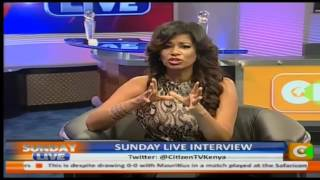Sunday Live interview with Bob Collymore