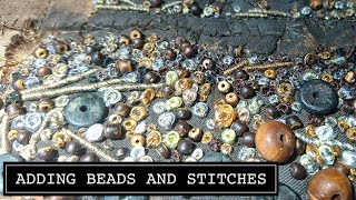 7. Adding Beads and Stitches to your Embroidery