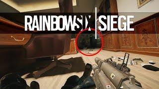 Rainbow Six Siege Kackboons Trolling Funny Moments: RIP Bandit (Deutsch/German)