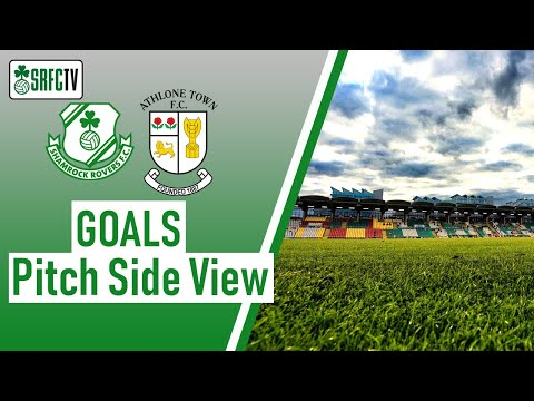 Pitchside View | Rovers II v Athlone Town | Tallaght Stadium | 24-10-20