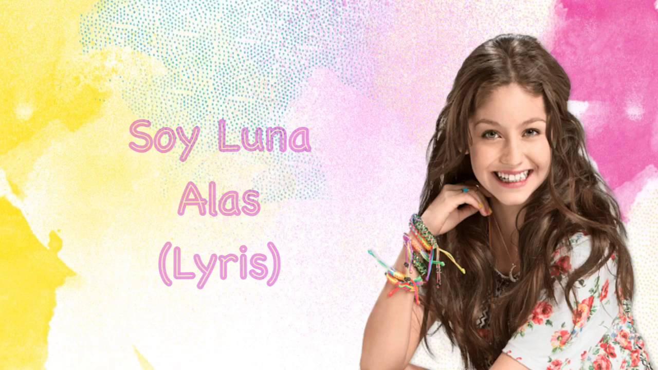 196707d43b9a4 Soy Luna - Alas (Lyrics) - YouTube