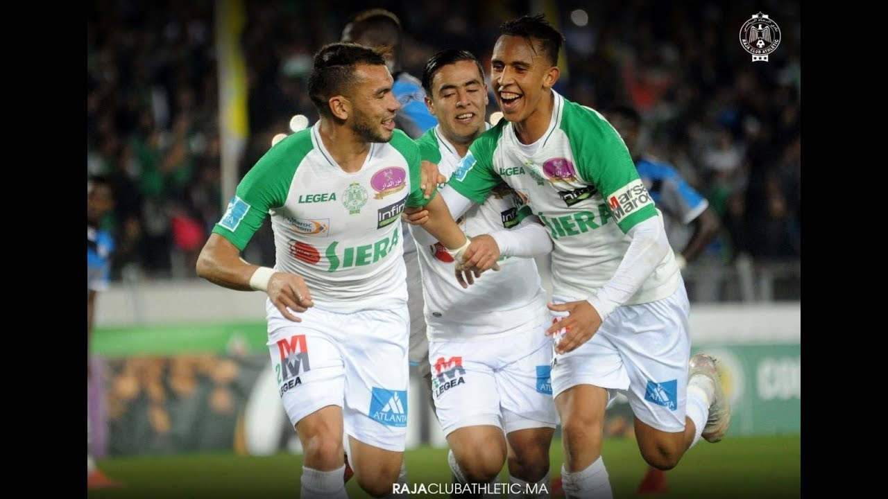 Download Highlights: RAJA Casablanca 5-0 CMS | CAF Confederation Cup 2018-19