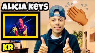 Alicia Keys - Time Machine (Official Video) REACTION