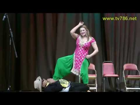 Saima Khan's Best Dance in Jamshed Riaz's HELLO DARLING Comedy Show
