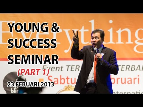 Motivasi Young and Success Seminar Part 1
