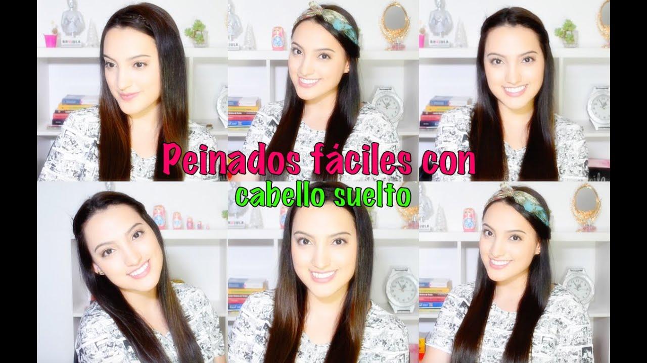 Peinados Fáciles Y Rápidos Con Cabello Suelto Brújula De La Moda By Tati Uribe