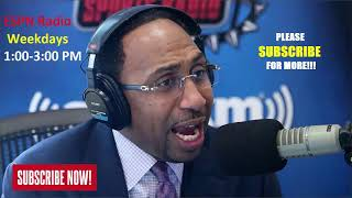 The Stephen A. Smith Show 9/14/2018 - NFL Week two