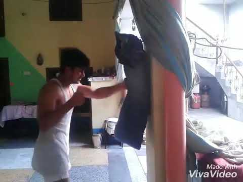 6 punches in every second continuously #Indias # Fastest #Desi #Hands probably, #first #look #out