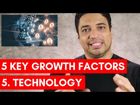 5 KEY BUSINESS PLANNING TIPS FOR GROWTH: 5. TECHNOLOGY