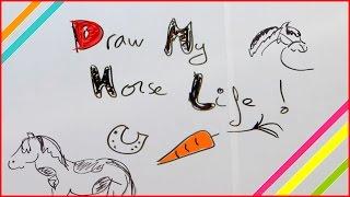 Draw my Horse Life