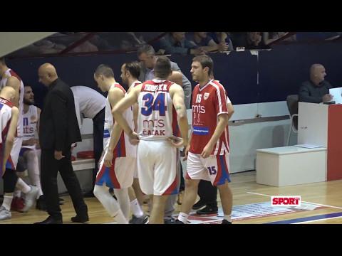 Sportpress - KK Borac- KK Crvena Zvezda
