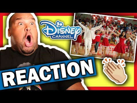 High School Musical - We're All In This Together [REACTION]