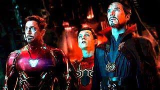 AVENGERS 3 INFINITY WAR Bande Annonce du Super Bowl (2018)