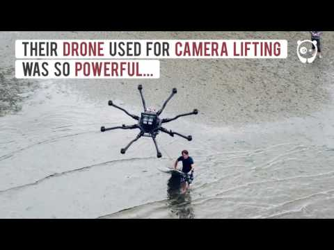 Drone Surfing