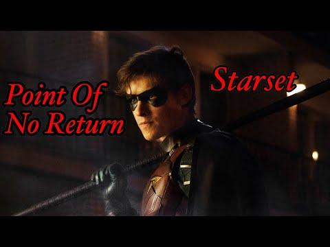 Robin (Titans) Tribute - Point Of No Return