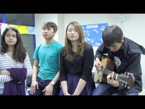 """[COVER] Coboy Junior """"KAMU"""" - Lyric In Korean"""