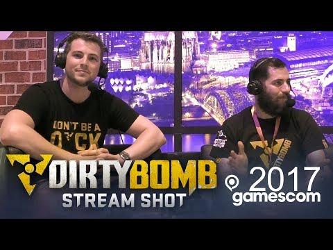 Dirty Bomb: The Future of DB   Gamescom 2017