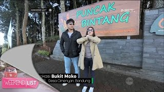 Shinta dan Marsya Jalan-jalan Keliling Bandung - Weekend List