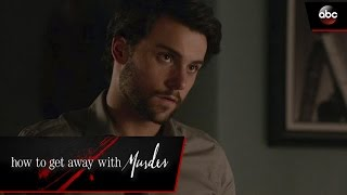 Connor and Oliver Breakup - How To Get Away With Murder
