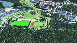 Vuoreksen virtuaalimalli - Tampereen ja Lempäälän yhteinen kaupunginosa rakentuu