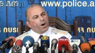 slaq.am «Ոստիկանապետը զղջում է դատախազին դիմելու համար»