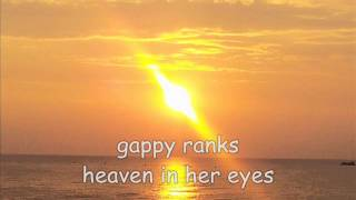 gappy ranks heaven in her eyes