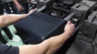 knit stretching machine