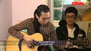 """(QPVN) Giờ kết nối - Percussive Fingerstyle Guitar """"Trào lưu chơi đàn độc đáo"""" (Nov 17, 2014)"""