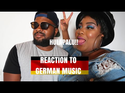 FIRST REACTION TO GERMAN MUSIC !