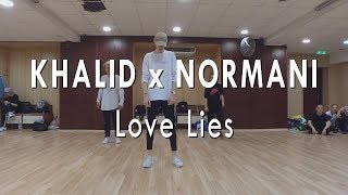 KHALID x NORMANI - Love Lies | Kristof Szaniszlo Choreography Video