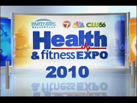 Health & Fitness Expo 2010 Marketing DVD Excerpt
