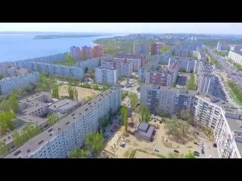 Волгоград, Тракторозаводской район, Спартановка. 30 апреля 2017 года