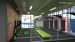 Energie Fitness - Brooklands - Final Animation - Social Distancing