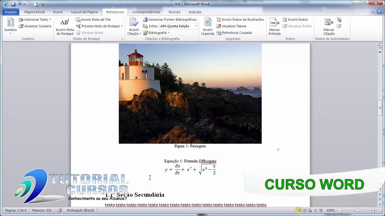 Apresentação trabalho academico slides