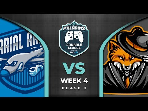 PCL 2019 - Europe PS4 - Phase 2 - Week 4 - Arial Arise Vs Ehrenmanner