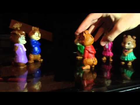 Alvin and the Chipmunks: Thanksgiving Misgivings