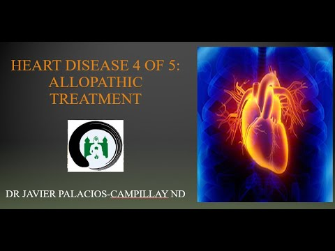Heart Disease: Allopathic treatment | Naturopathic Medicine | The Zen Palace of Healing