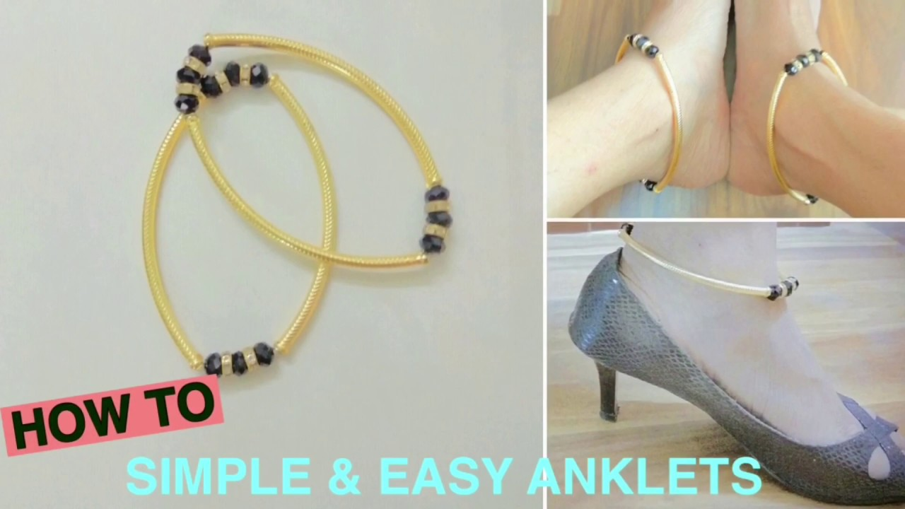 How to Make Ankle Bracelets forecast