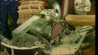 Making Traditional Wooden Coat Hangers