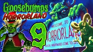 Goosebumps HorrorLand Walkthrough Part 9 (PS2, Wii) ☣ No Commentary ☣ Ending